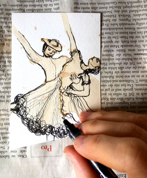 CandelaPan-Dibujando-bailarines