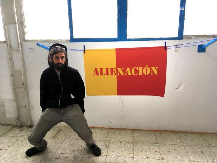 Miguel Portell -Alienación