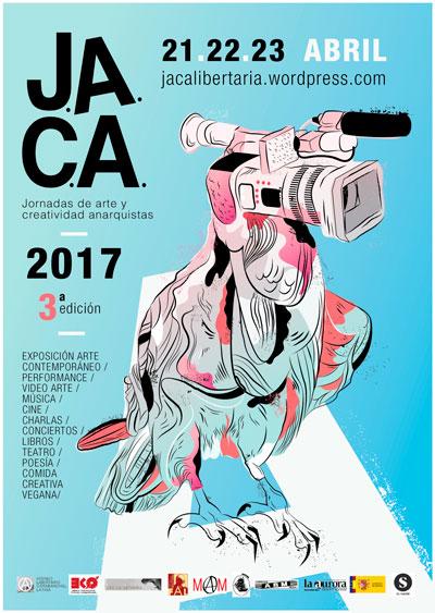 Cartel JACA 2017