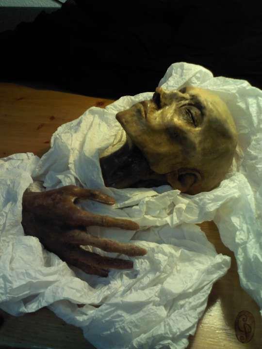 Momia / Mummy 25x20x14cm