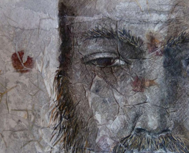 Barbudo (detalle) / Bearded (detail)
