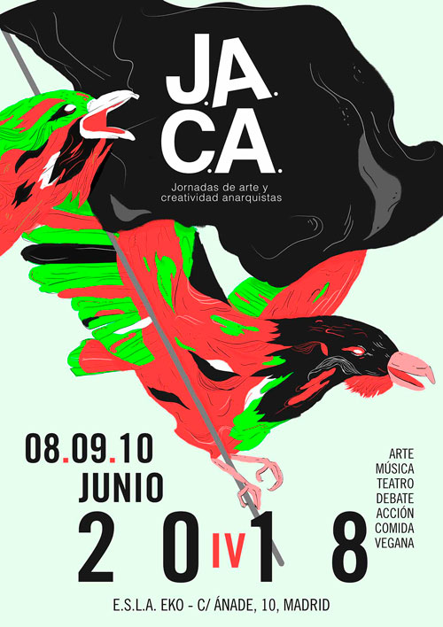 "REPORT GROUP SHOW ""J.A.C.A"" IV (MADRID 2018)"